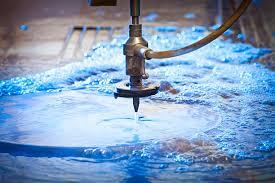 CNC 3D Waterjet Cutting