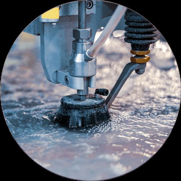 Waterjet Cutting in Coimbatore