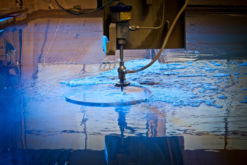 CNC Waterjet