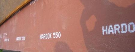 Hardox 550