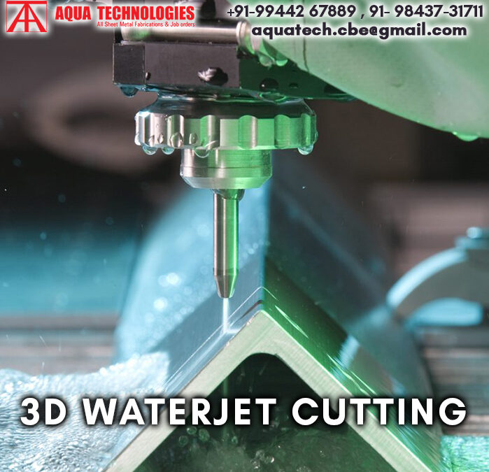 3D Waterjet Cutting Services