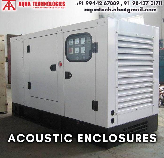 Acoustic Enclosures In Coimbatore